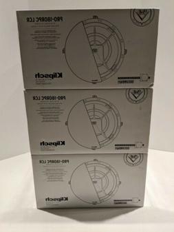 Brand New Klipsch PRO-180RPC LCR In-Ceiling Speaker x 3 unit