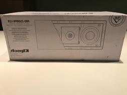Brand New Klipsch PRO-250RPW In-Wall LCR Speaker
