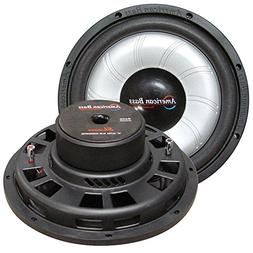 Car Subwoofer, 12 Inch 500 Watts Max 4 Ohm Svc Woofer Subwoo
