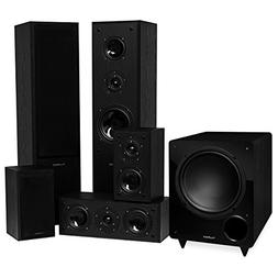 Fluance Classic Series Surround Sound Home Theater 5.1 Chann