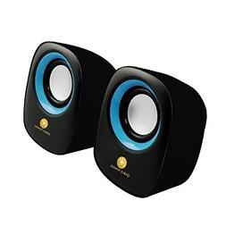 Computer Speakers, Premium Deluxe USB Powered Stereo Surroun