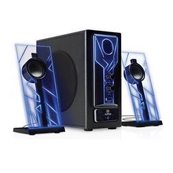 Computer PC Speakers Speaker System 2.1 Multimedia Desktop S