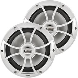 Wet Sounds 600W 8 Inch 2-Way Convertible Component Marine Sp