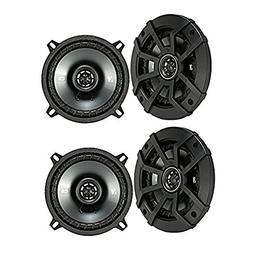 "Kicker CSC5 5.25"" 900W 2 Way 4 Ohm Coaxial Car Audio Speaker"