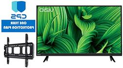 "Vizio D-Series D32hn-E1 32"" Class Full-Array LED TV  + Wall"