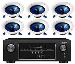 Denon 5.2 Channel 700-Watt Full 4K Ultra HD Bluetooth AV Hom