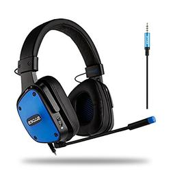 SADES Dpower Console Gaming Headset for PS4, PC, Xbox One Co