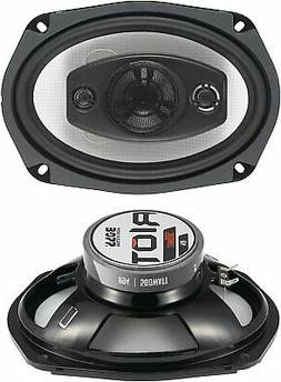 full range 4 way car speakers