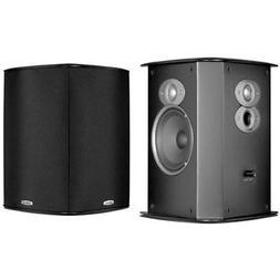 Polk Audio FXi A6 Black  - Open Box Bi-Pole, Di-Pole Surroun