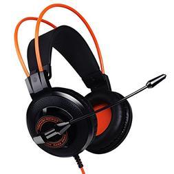 GranVela G925 3.5mm Wired Stereo Lightweight Headphones Over