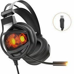 Ranipobo Gaming Headset Black 4 unit speaker 7.1ch surround