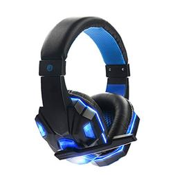 Laika Gaming Headset Stereo Headphones Game Headphones Headp