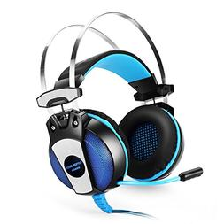 GranVela GS500 Gaming Headset 3.5mm Wired Over Ear Stereo He