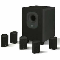 Home Cinema Speaker System 5-Channel Surround Sound Adjustab