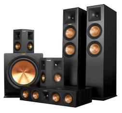 Home Theater 5.1 Sound Center Channel Speaker Subwoofer Yama