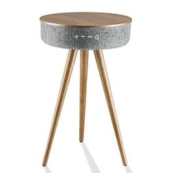 i-star Portable Smart Table with Bluetooth Speaker and Wirel