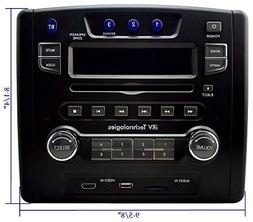 iRV Technology iRV34 AM/FM/CD/DVD/MP3/MP4 /USB/SD/HDMI/Digit