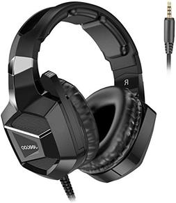 JEECOO J20 Gaming Headset for PS4 Xbox One PC, Over-ear Head