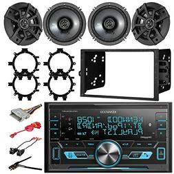 Kenwood DPX302U Double DIN Car CD MP3 Player Stereo Receiver