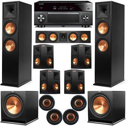 Klipsch 11.2 Dolby Atmos Home Theater System with RP-280F To