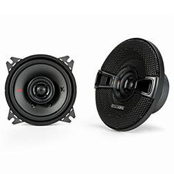 """Kicker KSC404 KSC40 4"""" Coax Speakers with .5"""" tweeters 4-Ohm"""