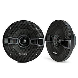 "Kicker KSC504 KSC50 5.25"" Coax Speakers with .75"" tweeters 4"