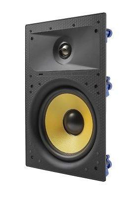 "2 TDX 8"" Theater Surround Speaker Flush Pair"