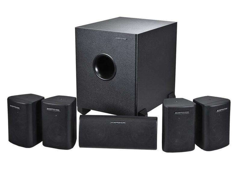 Monoprice 108247 Home Theater System,