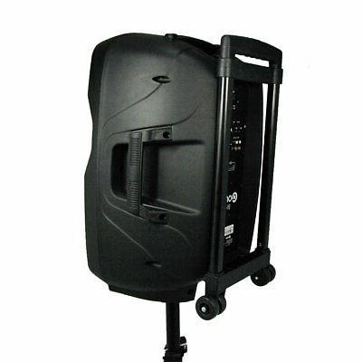 ONE 12 in. Portable Speaker DJ Surround Sound