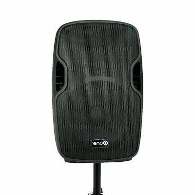 12 in portable speaker dj box party