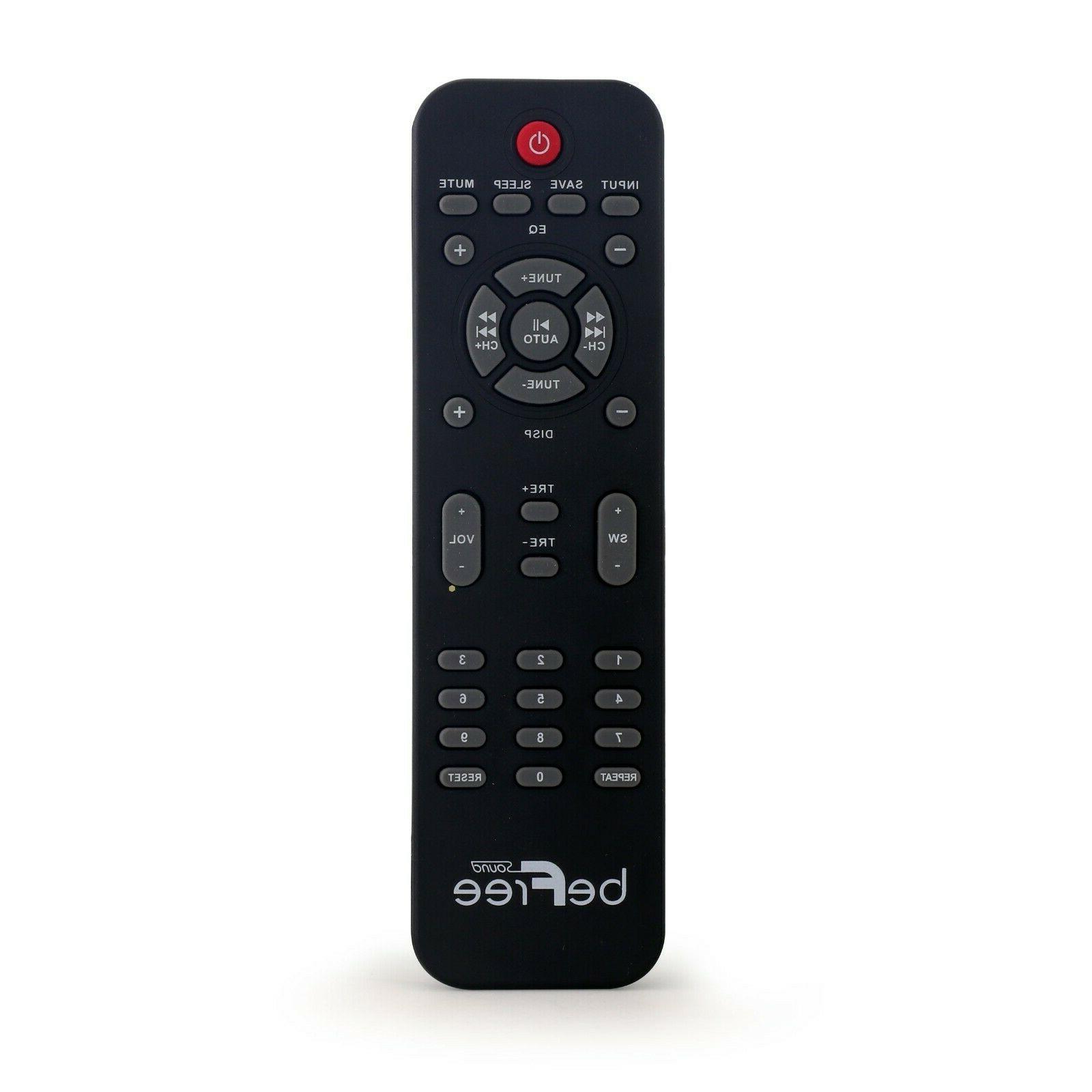 beFree Sound Surround Sound w Bluetooth USB Remote