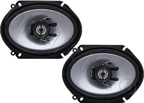 2 kfc c6865s car audio