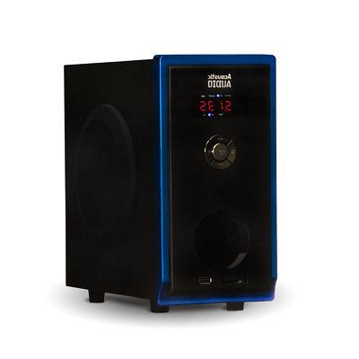 Acoustic Audio 6 Home Theater Sound NEW