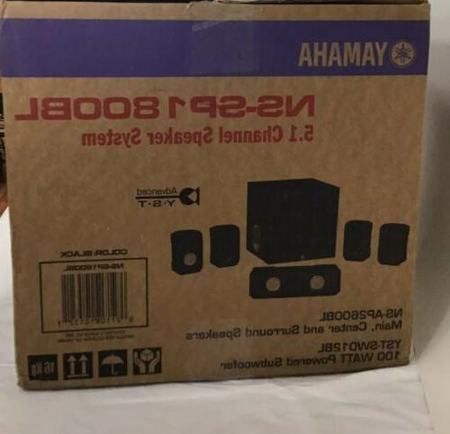 Yamaha Home Theater Speaker System BL Advanced