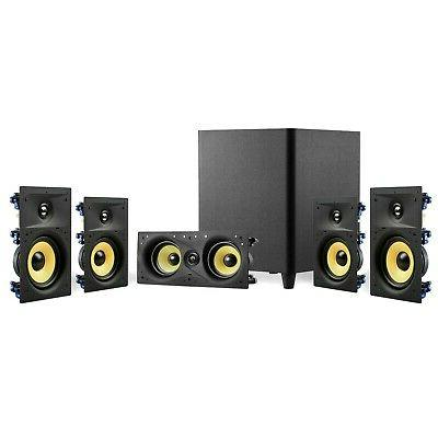 5 1 surround sound home theater system