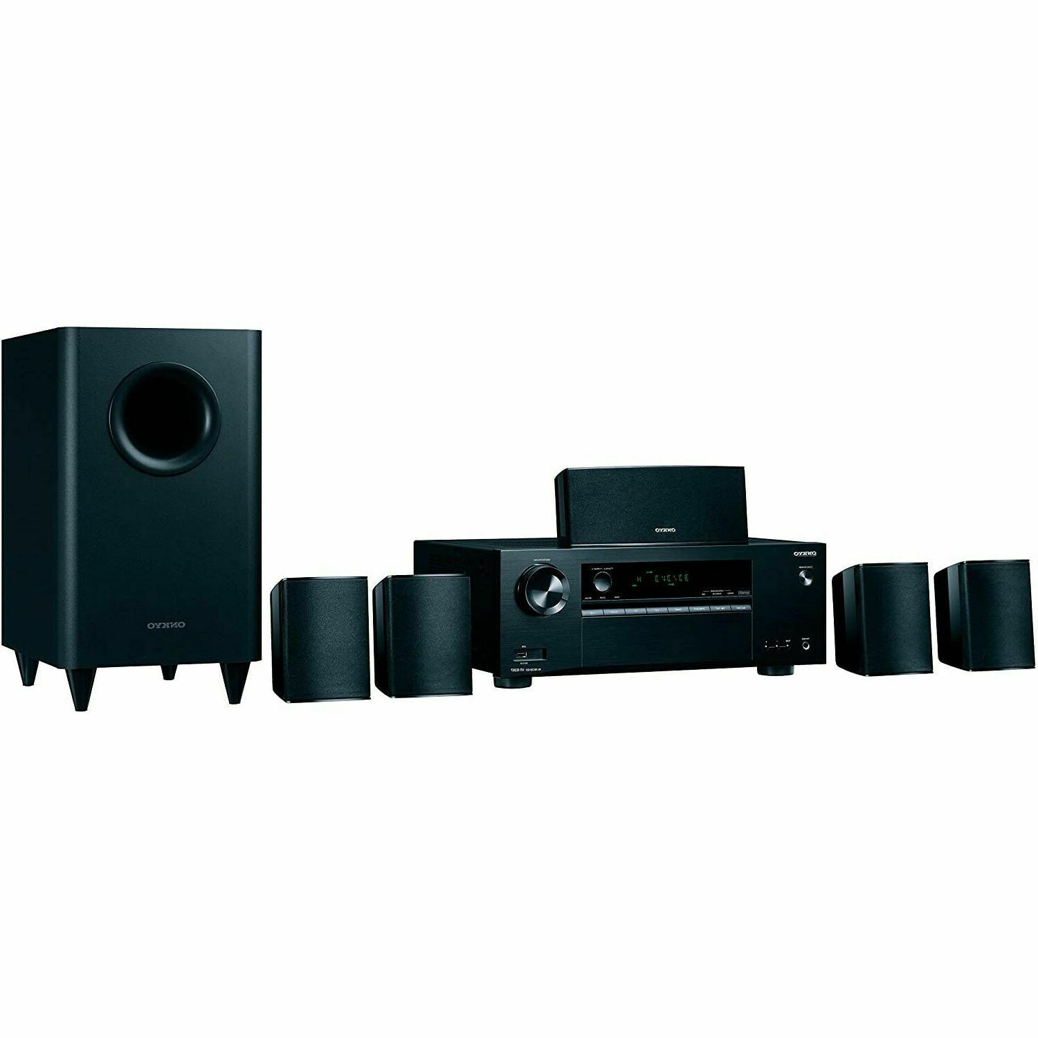 5 1 surround sound speaker