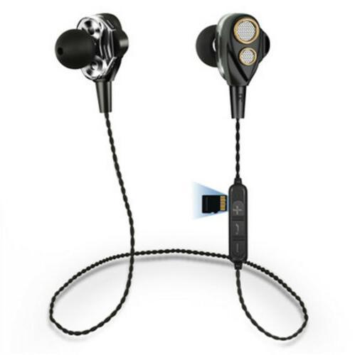 6D Earphones Four Headset Stereo