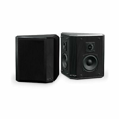 Fluance SXBP2 Home Theater Bipolar Surround Sound Speakers