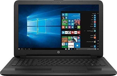 HP 15.6'' HD Touchscreen TruBrite Display Laptop PC, Int