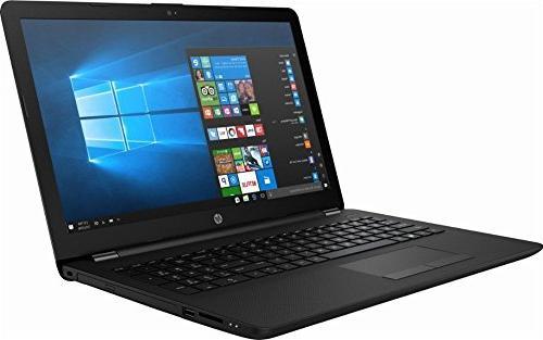 "HP 15.6"" A6-9220 Dual-Core 4GB RAM, 500GB AMD DVD-RW, Webcam, Windows 10"