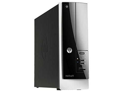 Hp - Pavilion Slimline Desktop - Amd E1-series - 4gb Memory