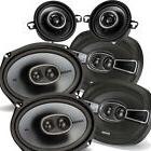 Kicker for Dodge Ram Crew Cab 12 & up speakers 2 pair KS 6x9