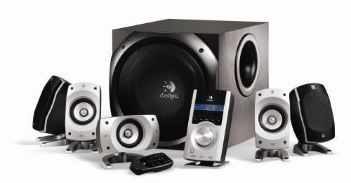 Logitech Z-5500 Digital Sound System