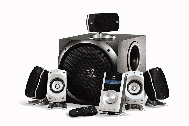 Logitech Digital Surround Sound System