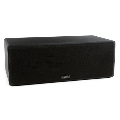 Micca Speaker With Dual 4-Inch Carbon and Silk Tweeter