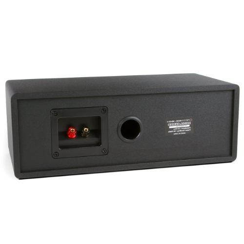 Micca MB42X-C Speaker With Dual Carbon Fiber Woofer