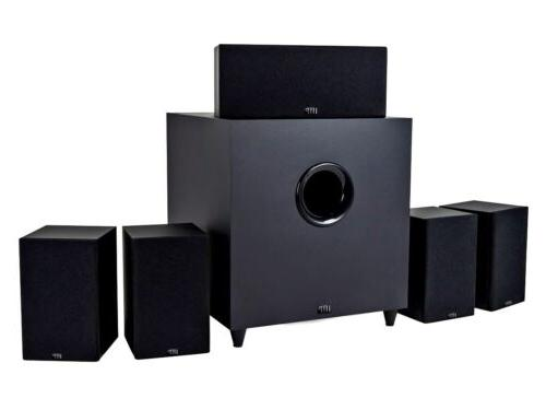 Monoprice 10565 Premium 5.1 Channel Home Theater System with