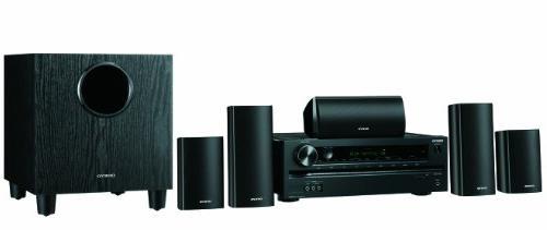 Onkyo AVX-290 5.1-Channel Home Theatre Receiver/Speaker Pack