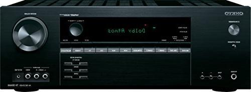 Onkyo TX-SR444 7.1-Channel A/V Receiver