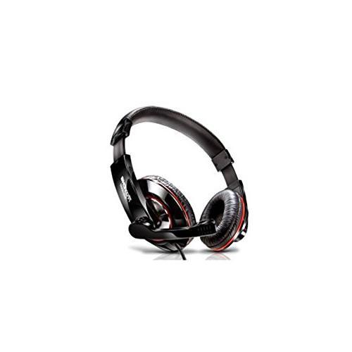 Royche Digital Sound Innovation Gaming & Sound Multimedia Hi-fi Stereo  Headset RHS-4100 In-cord volume control boom microphone